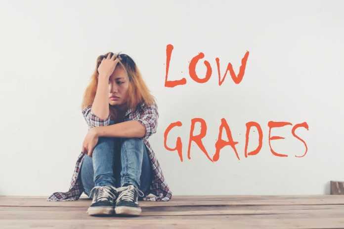 low grades