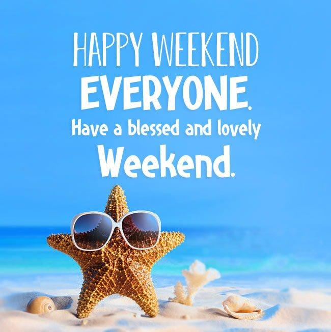 happy weekend img 3