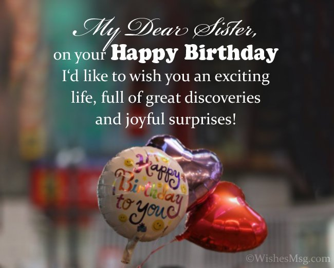 birthday message for sister image 7