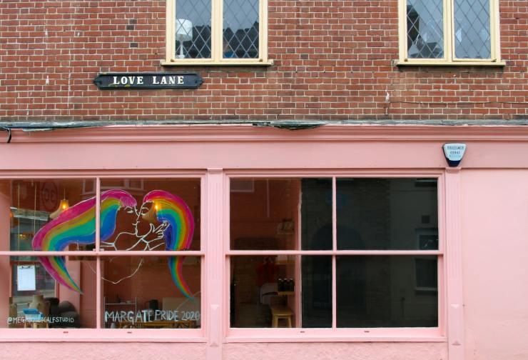 rainbow kiss meaning