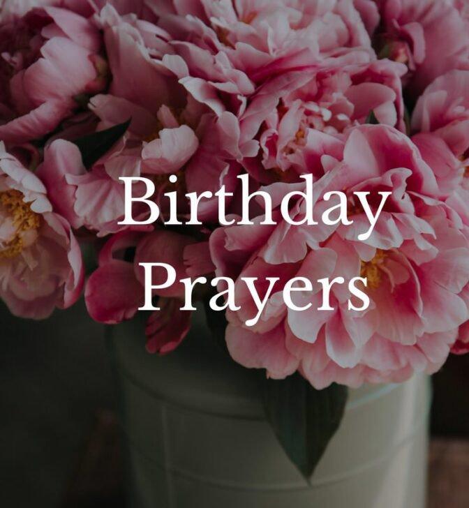 birthday prayer message for son