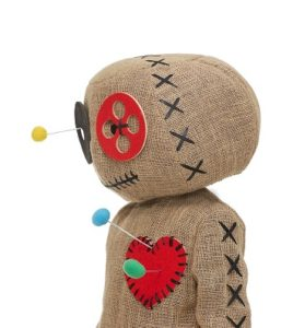 Voodoo Doll For Love Attraction - Relationship Spell