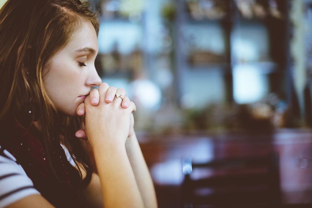 praying ben white