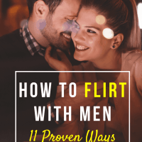 How to Flirt with Men 11 Proven Ways