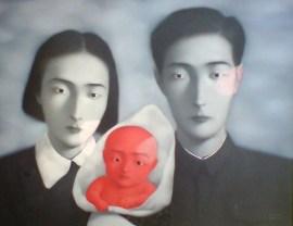 zhang-xiaogang-bloodlines-familj