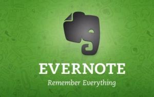 Evernote for Recipe Organization