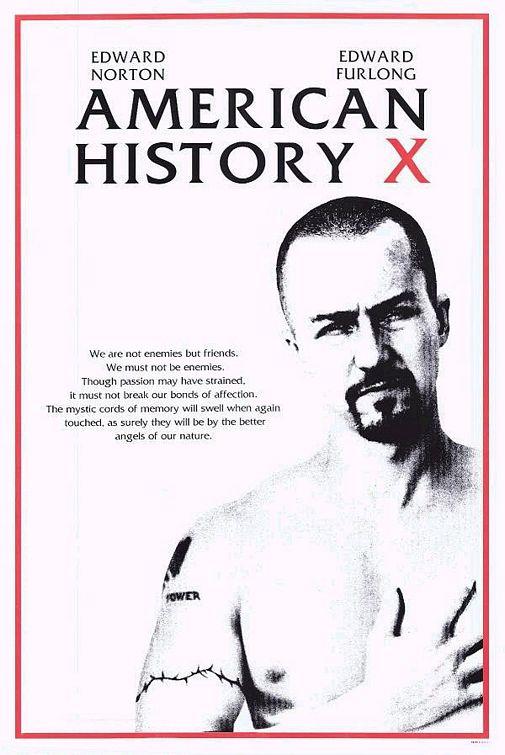 american history x - edward norton trained hard