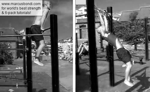 Sternum Pull-ups Will Make You Explosive and Prepare You for