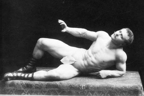 eugene sandow body proportions