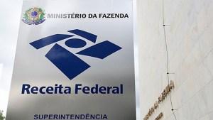 Receita Federal alerta contribuintes para publicidade fraudulenta