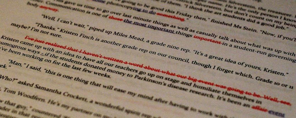7.- Cómo rechazar un manuscrito