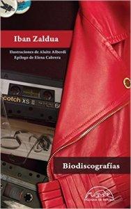 biodiscografías, iban zaldua