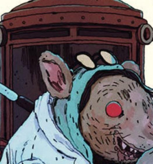 Doctor rat, william kotzwinkle, navona, relatos en construcción