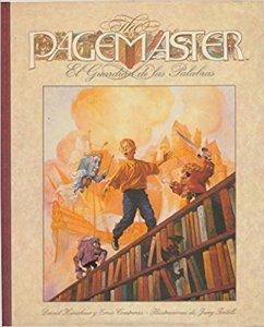 el guardián de las palabras, page master, literatura infantil
