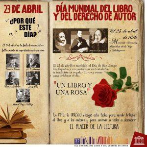 Dia-mundial-del-libro-y-del-derecho-de-autor-Libro-y-Rosa-UNESCO-ES