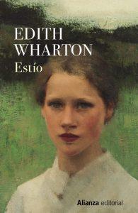 estío, edith wharton, alianza editorial, portada, relatos en construcción