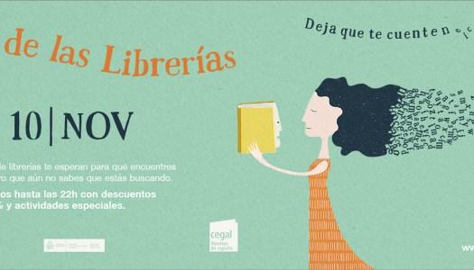 Día de las librerías 2017