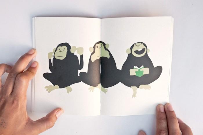 yo leo, puño, david peña, creativo, creatividad, mad 2011