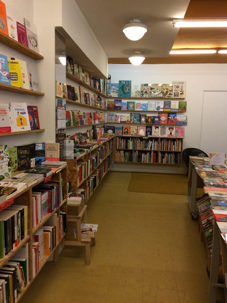 anti, librería, liburudenda