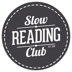 logotipo del Slow Reading Club de Nueva Zelanda