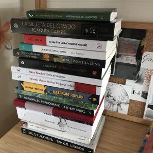 book haul junio 2019, compras libros 2019