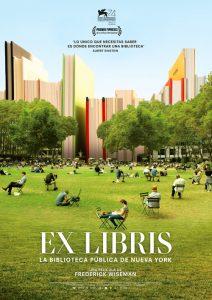 ex libris poster