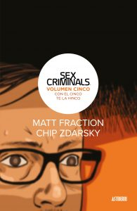 sex criminals, chip zdarsky, matt fraction, astiberri