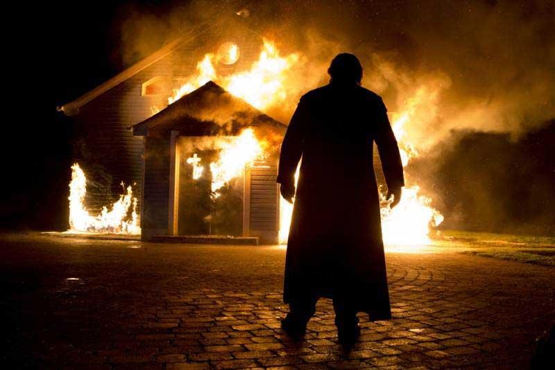 calvary iglesia ardiendo