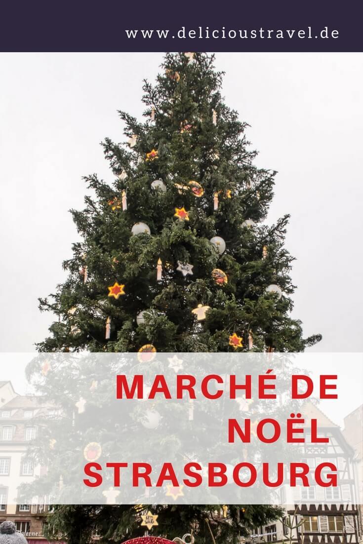 Weihnachtsmarkt Straßburg, Frankreich