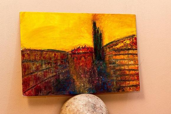 Gemälde von Sabine Flatau