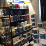 Pool chemicals-Relax-Essex