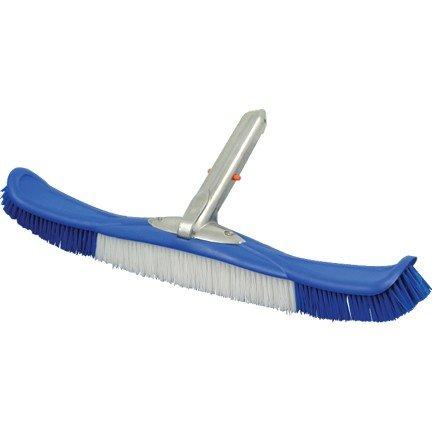 "Flexible Brush With Aluminium Handle And Extra Bristles 18"""