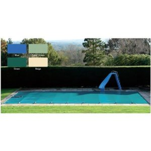 Beige Poolsaver Cover For Richmond Wooden Pool