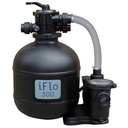 IFlo Filter Pump Package