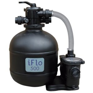IFlo Filter Pump Package C/W Essential Plumbing Kit