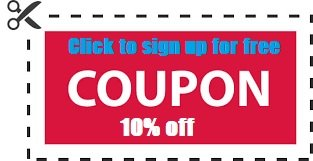 coupon at Relax Essex
