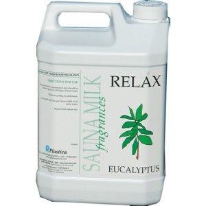 Eucalyptus Sauna Fragrance 5 Litres RCH071