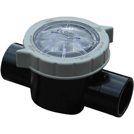 """Non-Return Valve that allows you to remove the valve lid and clear out any debris that may cause blockage. ... Serviceable Non Rtn Valve; 1 1/2"""" or 2"""" Full Flow."""