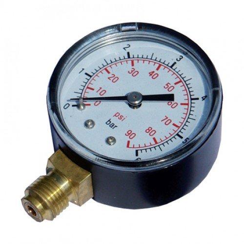 Pressure gauge 0.25in mva402