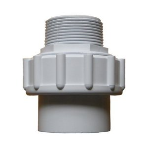 1.5in Socket Union MT P 30mm Length White ppf1365