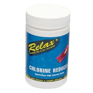 Relax Chlorine Reducer 1kg RCH060