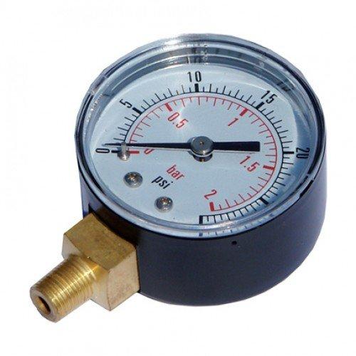 Pool pressure gauge from Relax Essex