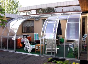 Patio enclosure from Relax Essex
