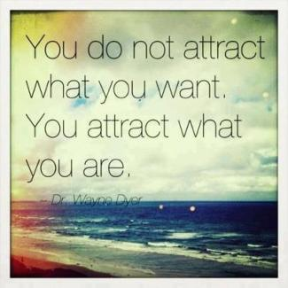 16 Relax and Succeed - You do not attract what you want