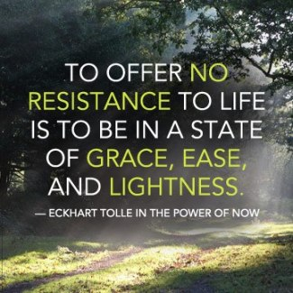 49 Relax and Succeed - To offer no resistance to life