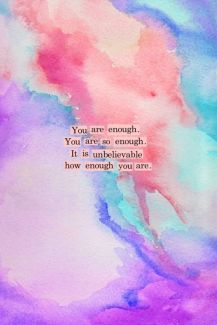 53 Relax and Succeed - You are enough