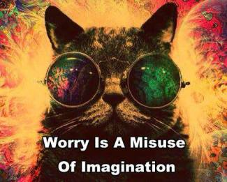 55 Relax and Succeed - Worry is a misuse