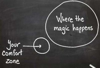 73 Relax and Succeed - Where the magic happens