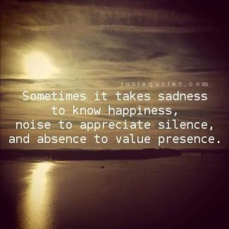 75 Relax and Succeed - Sometimes it takes sadness