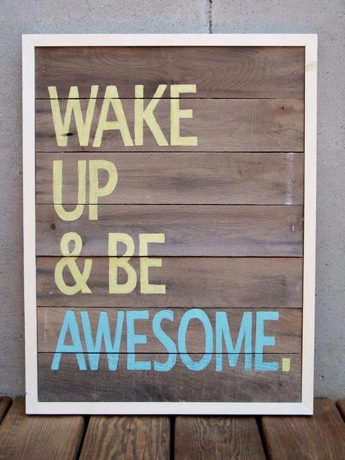 79a Relax and Succeed - Wake up and be awesome